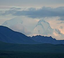 Mount McKinley, Denali National Park and Preserve by Vickie Emms