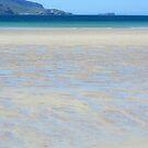 The beach, Balnakeil Scotland by Mishimoto