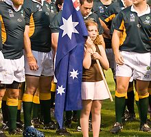 Aussie Moment by Motti Golan