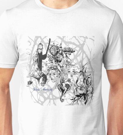 JASONS GONNA CUT THE FLOWER Unisex T-Shirt