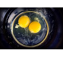 eggs! Photographic Print