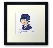 Naoto - Persona  Framed Print