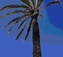 palm tree paradise by Profo Folia