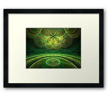 Arena Framed Print