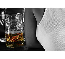BEERS AND CURVES Photographic Print