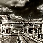 Ybor City, Ghost Town HDR  by MKWhite