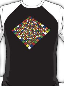 Illusion Cube  T-Shirt