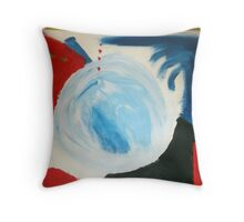 Lost in Hopelessness Throw Pillow