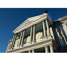 State House Iced Photographic Print