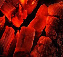 Amber Heat by Janette  Dengo