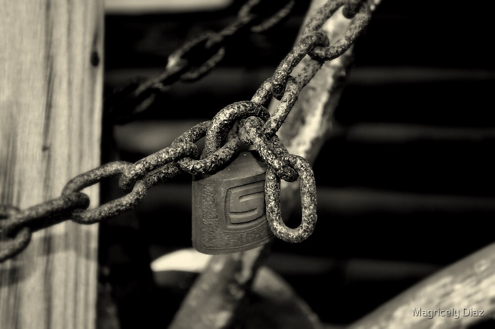 Chained, Part I by Magricely Diaz