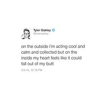 Tyler Oakley Tweet by Jkird1