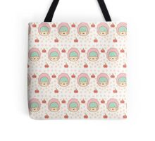Cute Forest Girl Tote Bag