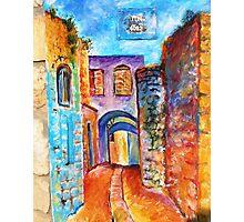 Israeli Fuse Box Photographic Print