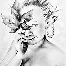 Autumn Fairy by Cbree