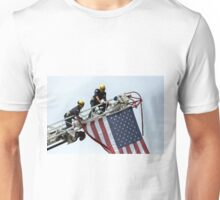 Let The USA Flag Fly Unisex T-Shirt