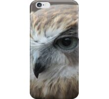 Boobook Owl, KI iPhone Case/Skin