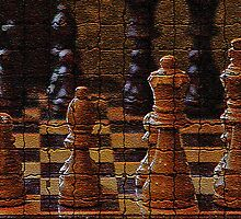 Chess Bored by Chet  King