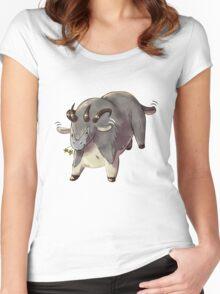 Cute Guild Wars Dolyak Women's Fitted Scoop T-Shirt