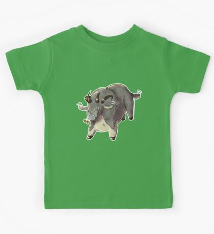 Cute Guild Wars Dolyak Kids Tee