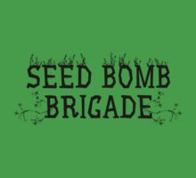 Seed Bomb Brigade One Piece - Short Sleeve