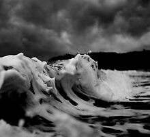 Foam Under Storm by saltmotion