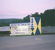 Swan Drive-In Theatre ? by jim1911