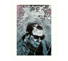 mike ness Art Print