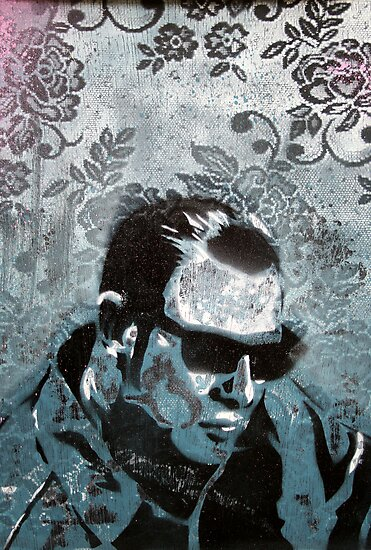 mike ness by rolordie