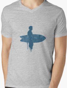 Fish Soup Mens V-Neck T-Shirt