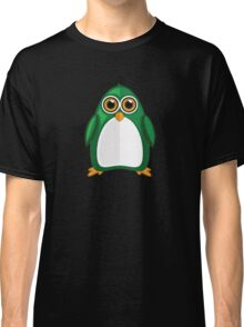 Green Penguin 2 Classic T-Shirt