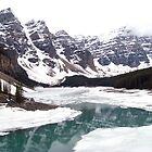 Moraine Lake by Karen Rich