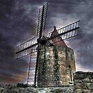 Moulin de Daudet by Beth A