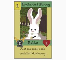 Enchanted Bunny - The Big Bang Theory Baby Tee