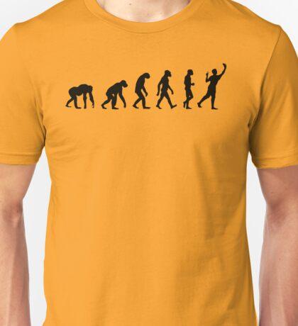 evolution of man (selfie) Unisex T-Shirt