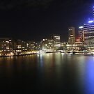 Sydney's City Lights by Scott Westlake