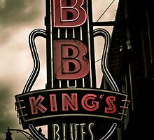 BBKing's by Phillip M. Burrow