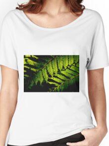 New Zealand Fern Women's Relaxed Fit T-Shirt