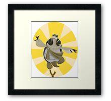 Master Oogway - Kung Fu Panda Framed Print