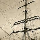 USS Constellation Baltimore by bron stadheim