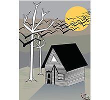 The Martian Punk Rural Life (2009)  Photographic Print