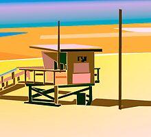 Lifeguard by Mark Martsolf