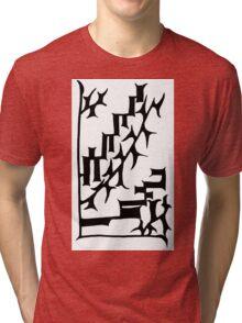 BW Oriental Graph Tri-blend T-Shirt