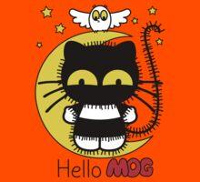 Hello Mog - Purple Kids Clothes