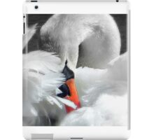 Soft As A Feather!  iPad Case/Skin