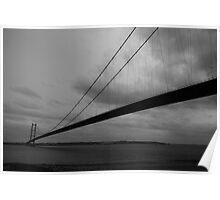 Humber bridge 1 Poster