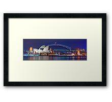 Sydney, Australia Framed Print