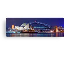 Sydney, Australia Canvas Print