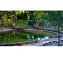 Little River Springs Photographic Print