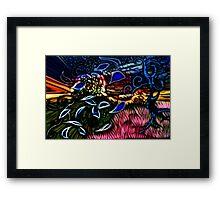 Remember The Sunrise Framed Print